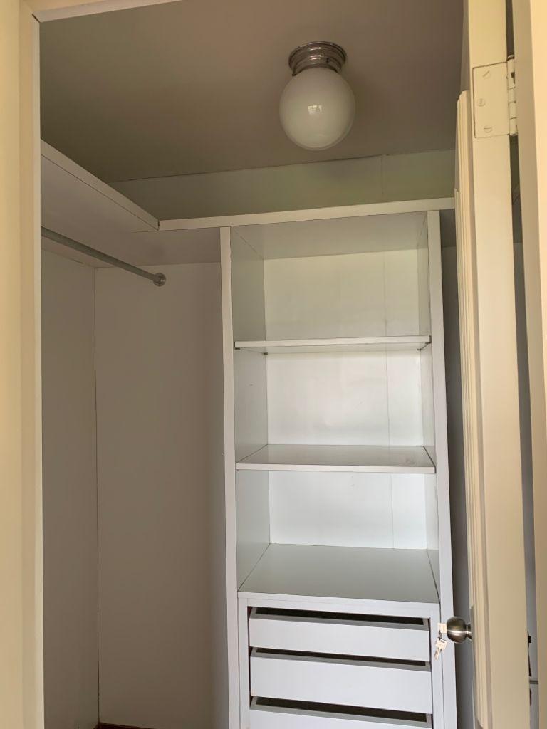 10 de 16: Walk in closet