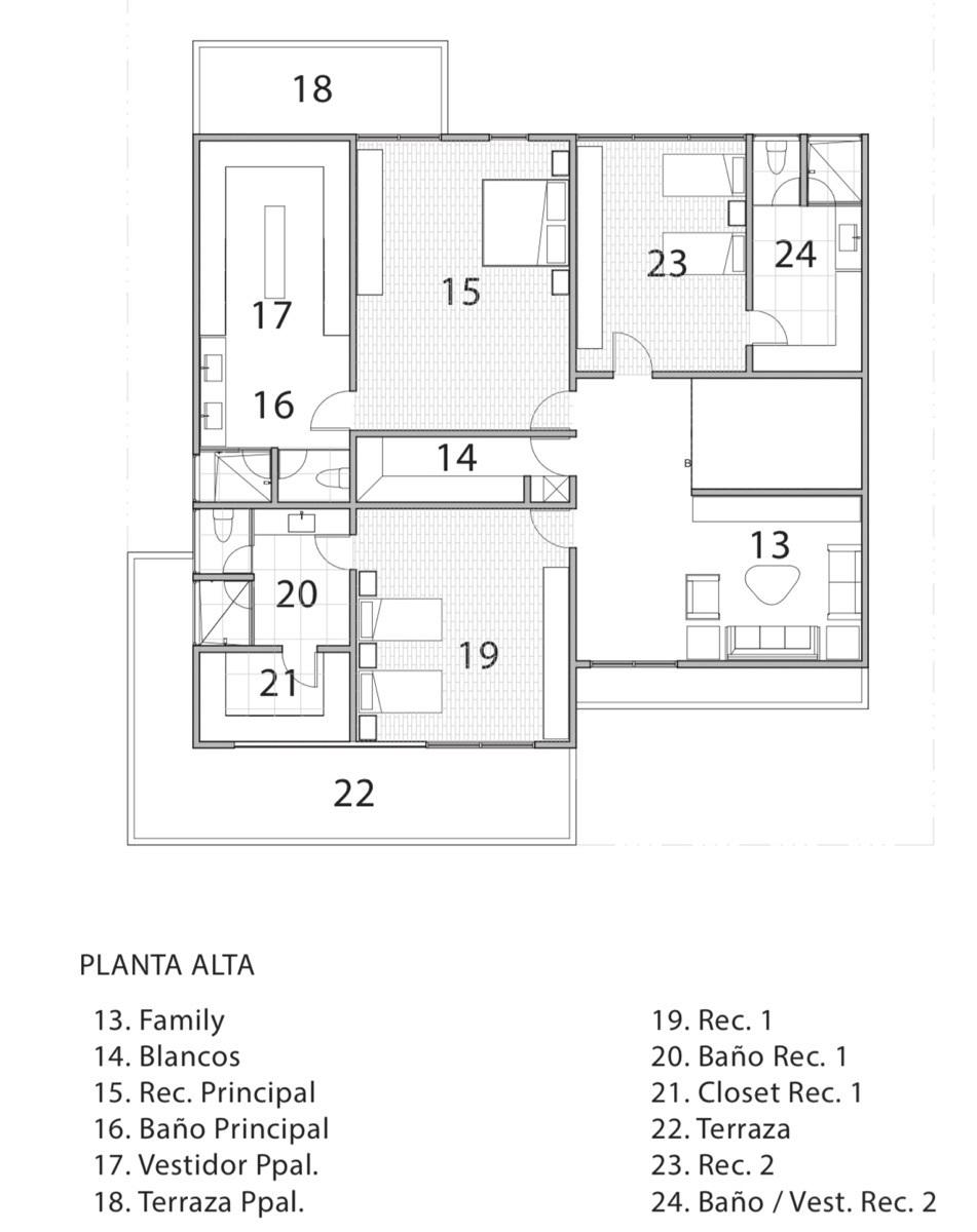 3 de 4: Segundo piso