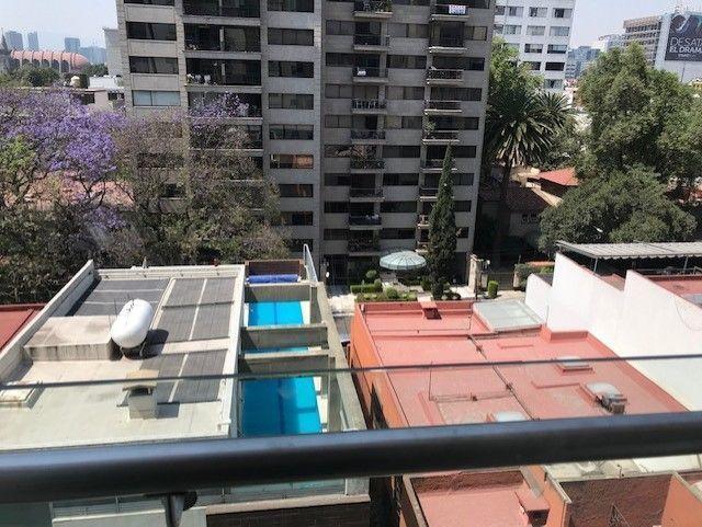 4 de 48: Vista desde el balcón