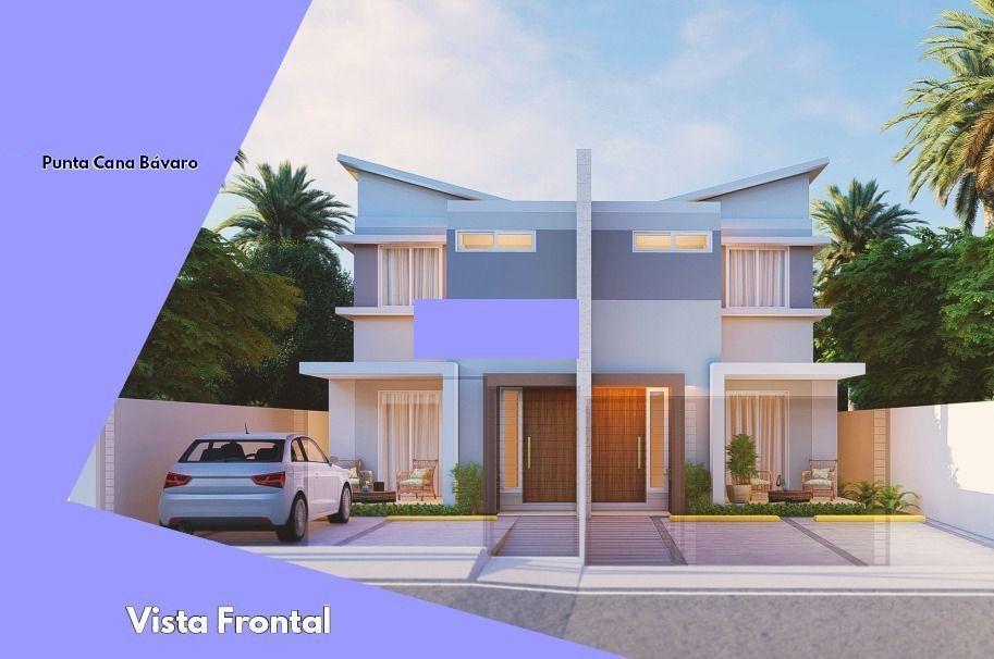 1 de 2: Proyectos de villas tipo town house