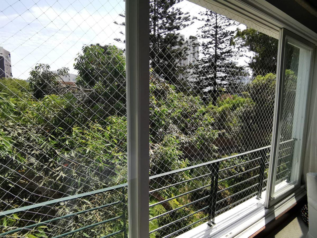 2 de 27: Vista desde el dormitorio principal al Boulevard Roosevelt