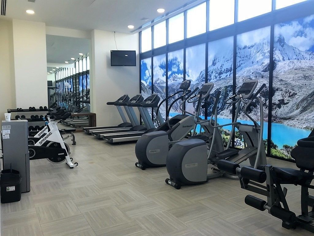 16 de 20: Gym