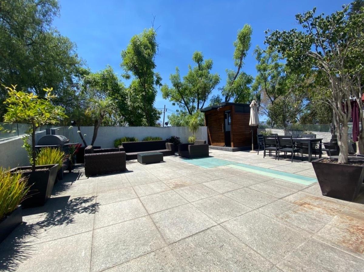 12 de 13: Agradable terraza para cualquier evento