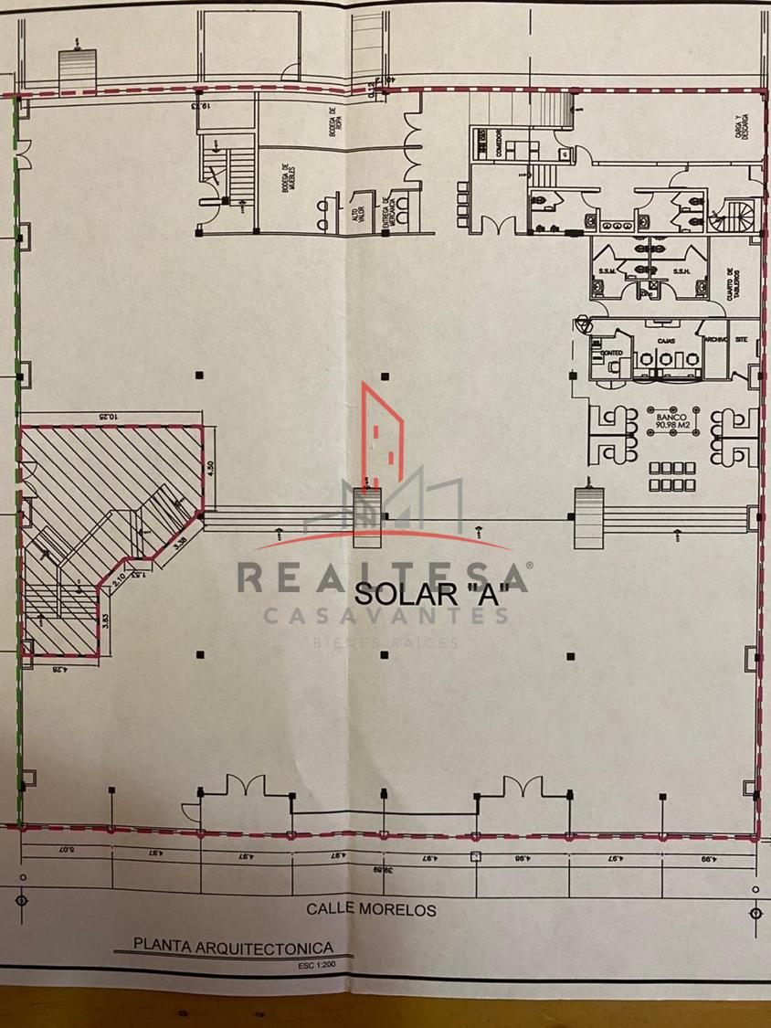 5 de 6: Plano de la propiedad