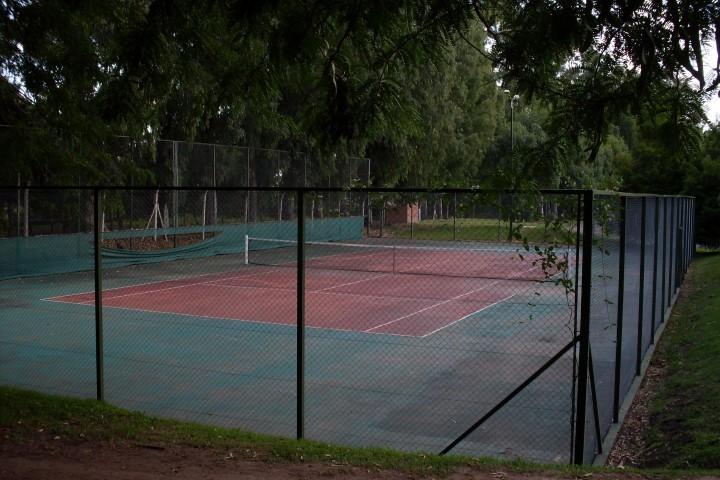 10 de 28: Cancha de tenis