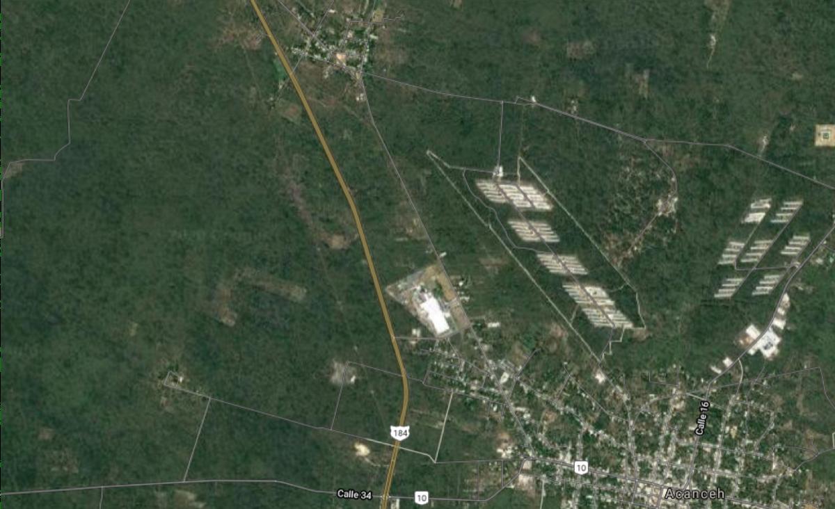 4 de 6: Terreno industrial en venta en Yucatan, Chichen Realty