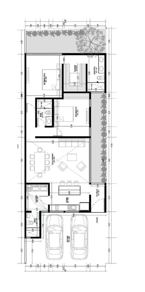 3 de 3: Plano Arquitectónico