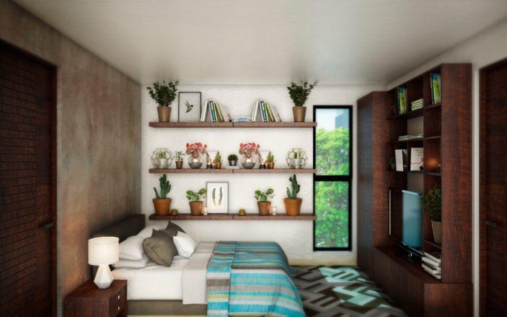 3 de 9: Dormitorio