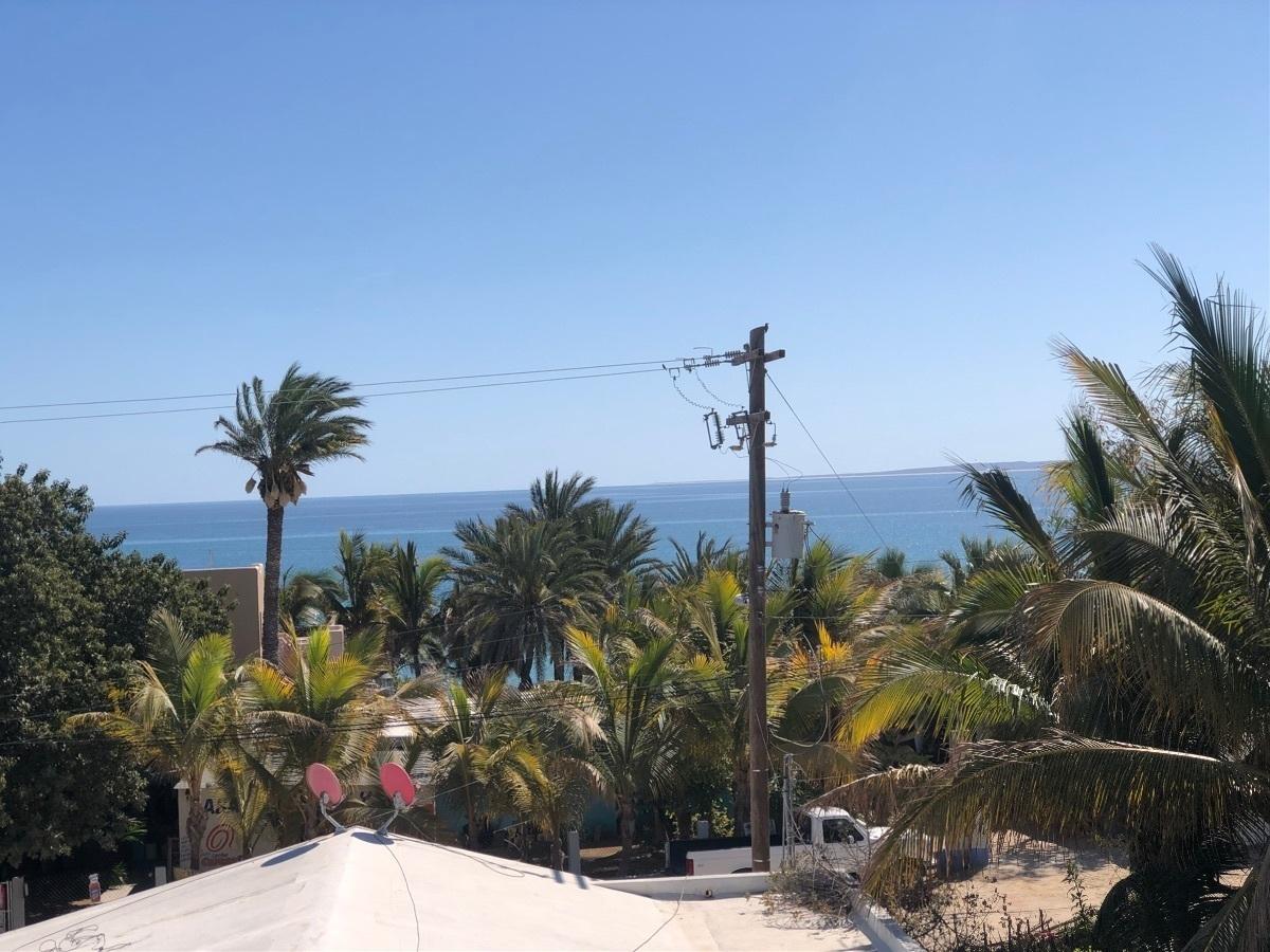 1 de 11: Vista al mar desde la terraza.