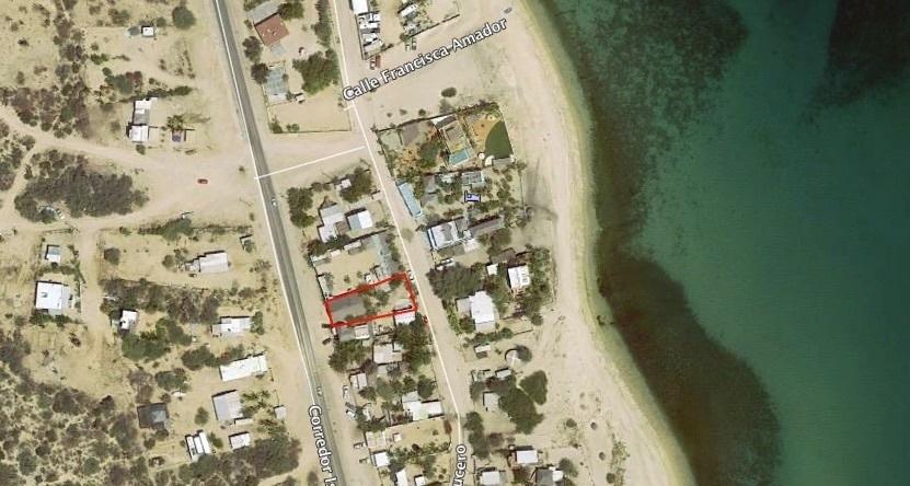 2 de 11: A tan solo 100 m de la Playa.
