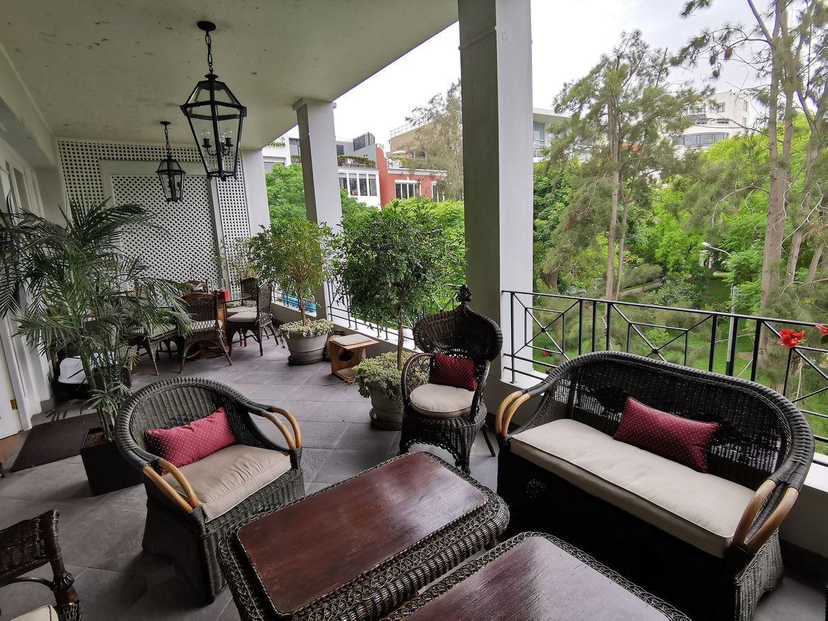 1 de 35: Gran Terraza con espacio para sala y comedor de terraza