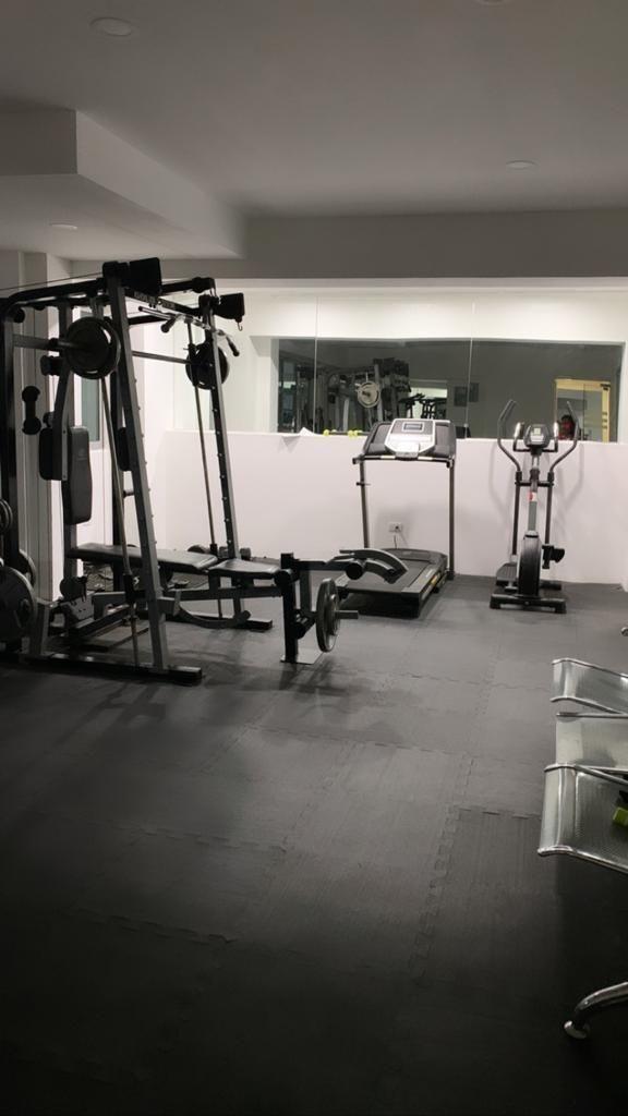 11 de 18: Gym