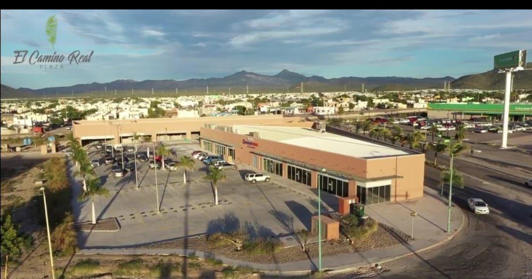 1 de 12: Vista aérea de la Plaza 1