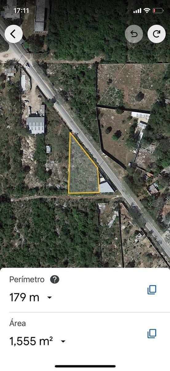 1 de 1: Terreno en venta en Dzitya de calle a calle