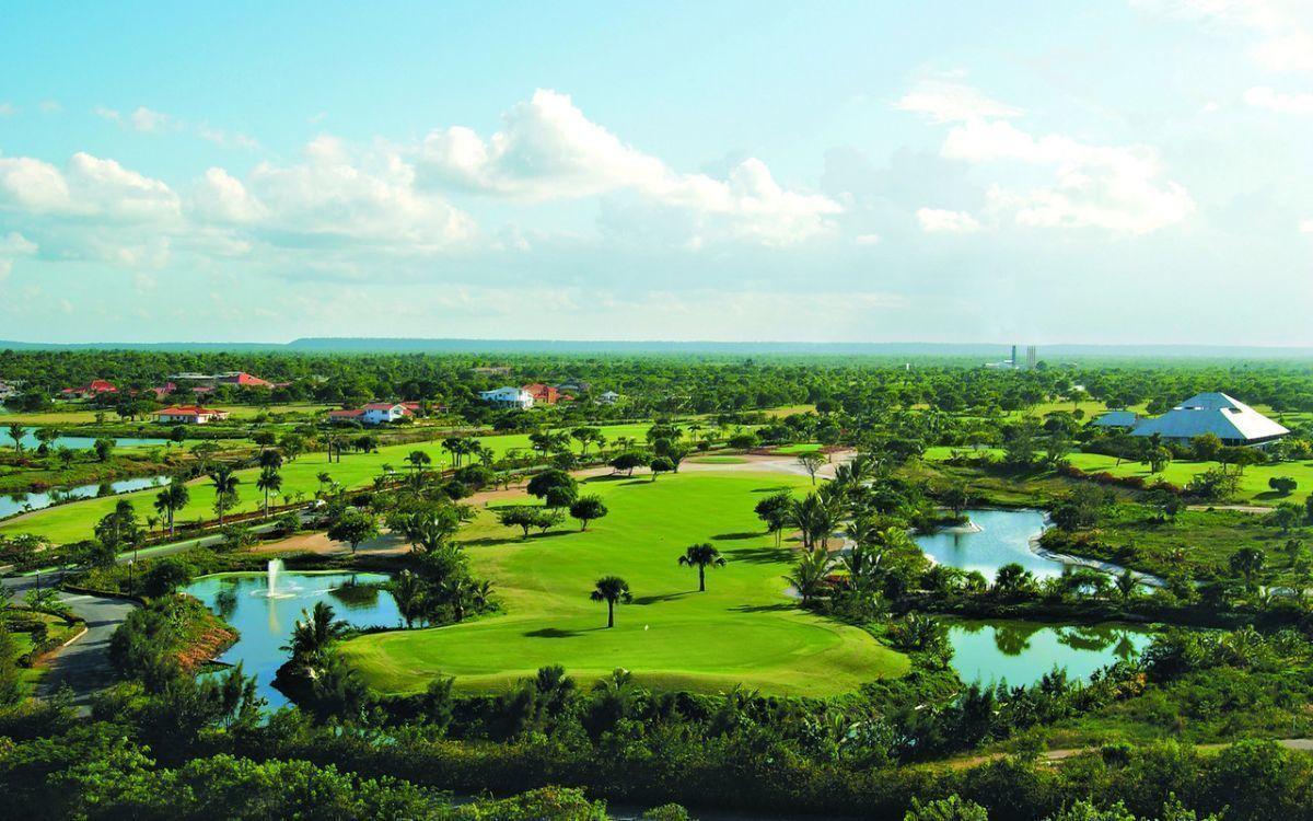 13 de 24: Apartamentos cocotal primer nivel vista golf renta por noche