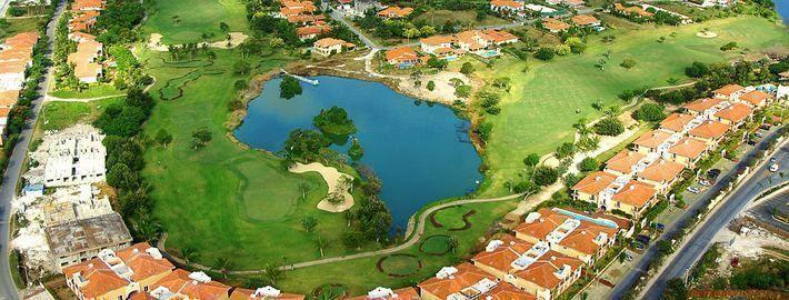 15 de 24: Apartamentos cocotal primer nivel vista golf renta por noche
