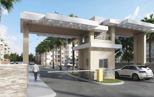 Residencial Nuevas Terrazas Proyecto De Apartamentos Cerca