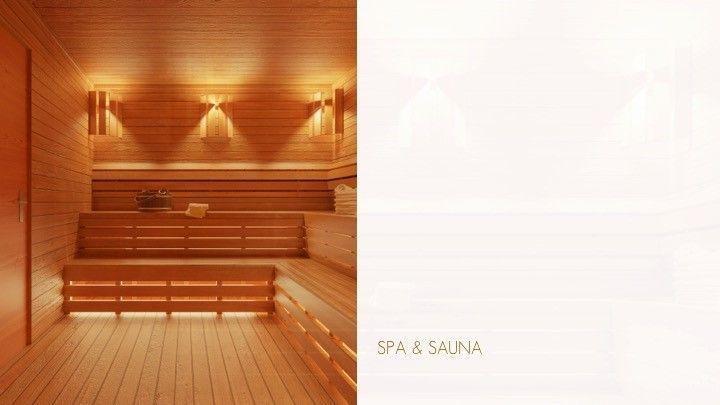 7 de 15: Sauna