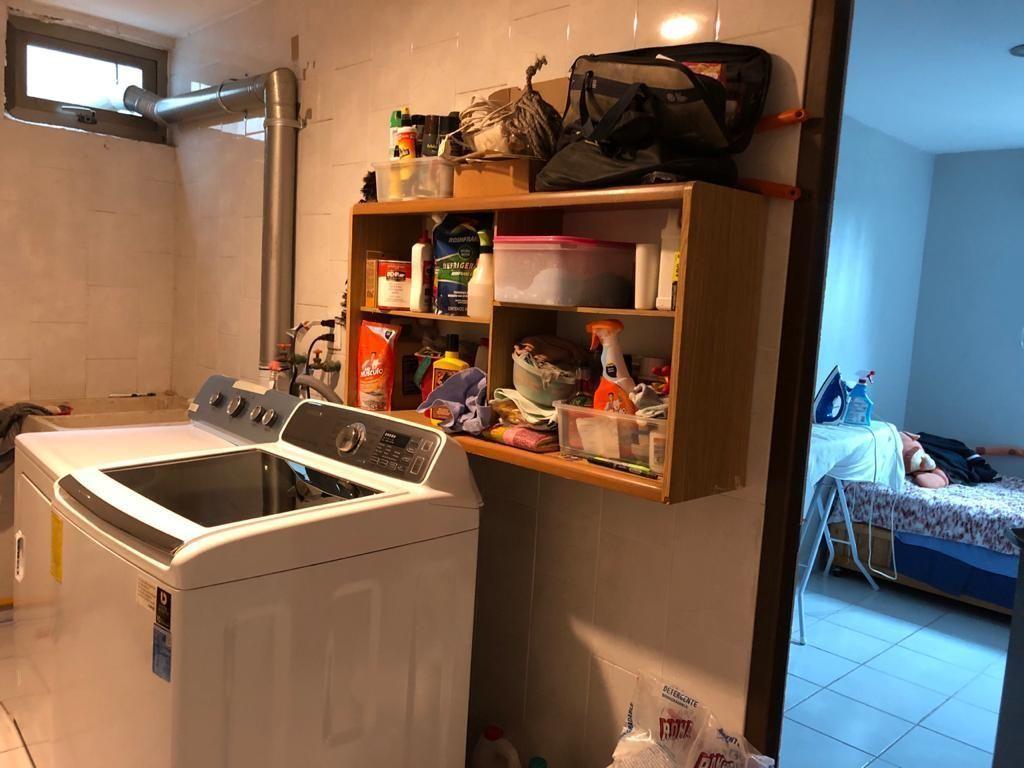 21 de 23: Área de lavado
