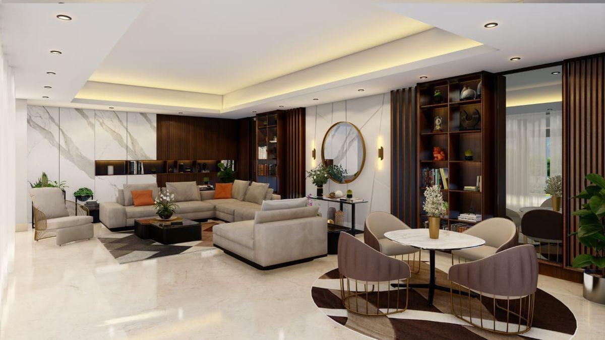 4 de 5: lobby