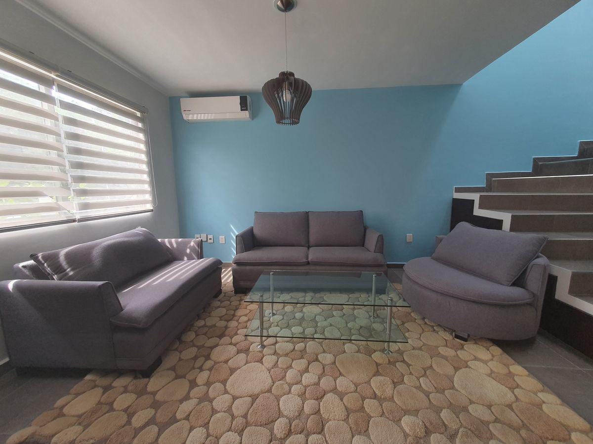2 de 17: Sala climatizada y cómoda.