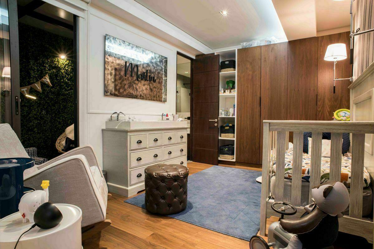 15 de 24: Habitación secundaria con terraza interior, clóset y baño