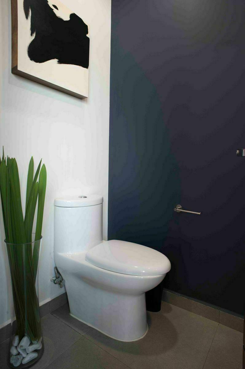 21 de 24: Toilet del cuarto de juegos