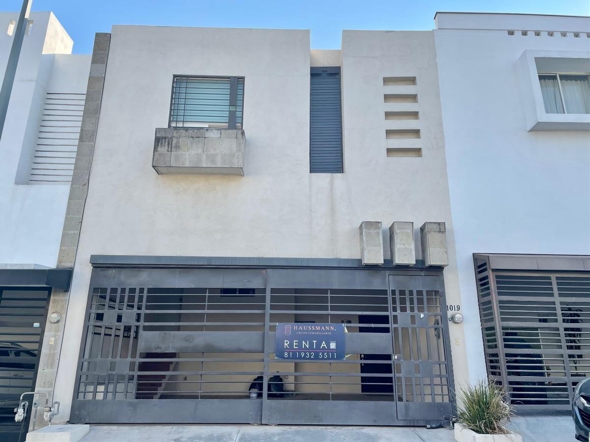 1 de 18: Casa en renta en Pedregal de la Huasteca