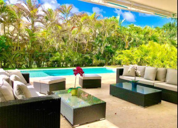 1 de 19: villa punta cana village de 4 dormitorios renta vacaciones