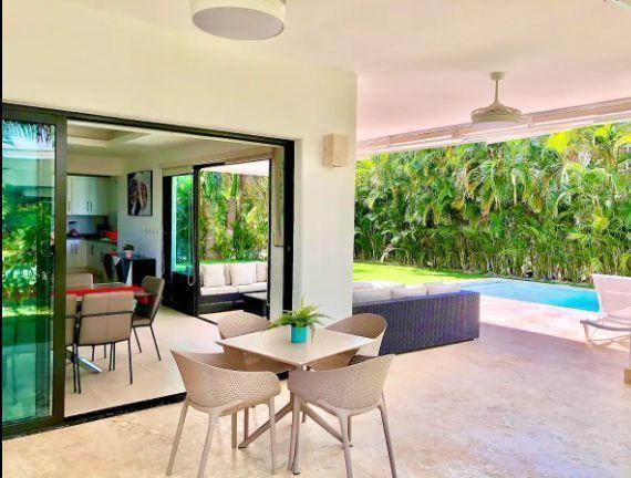 5 de 19: villa punta cana village de 4 dormitorios renta vacaciones