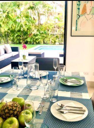9 de 19: villa punta cana village de 4 dormitorios renta vacaciones