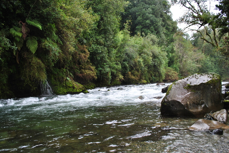 4 de 14: Río Chihuio.