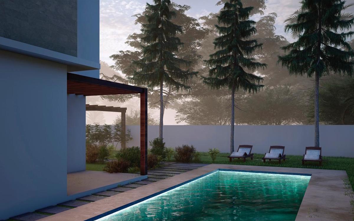 3 de 10: Area de la piscina