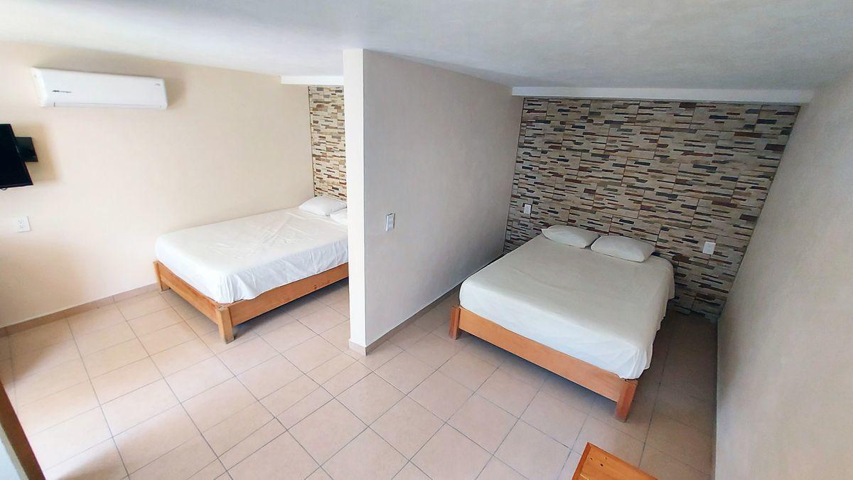 14 de 34: Modelo habitación para 4 personas