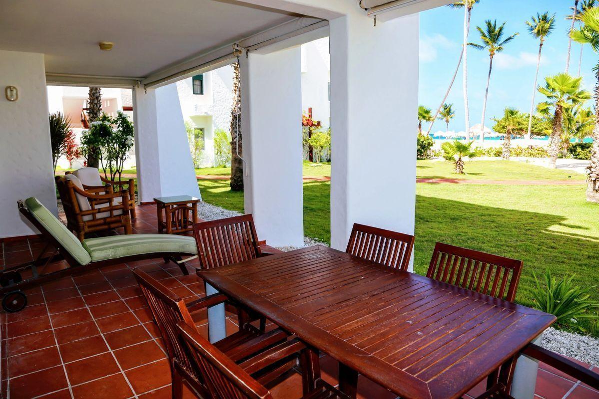 38 de 43: Apartamento alquiler punta cana frente al mar