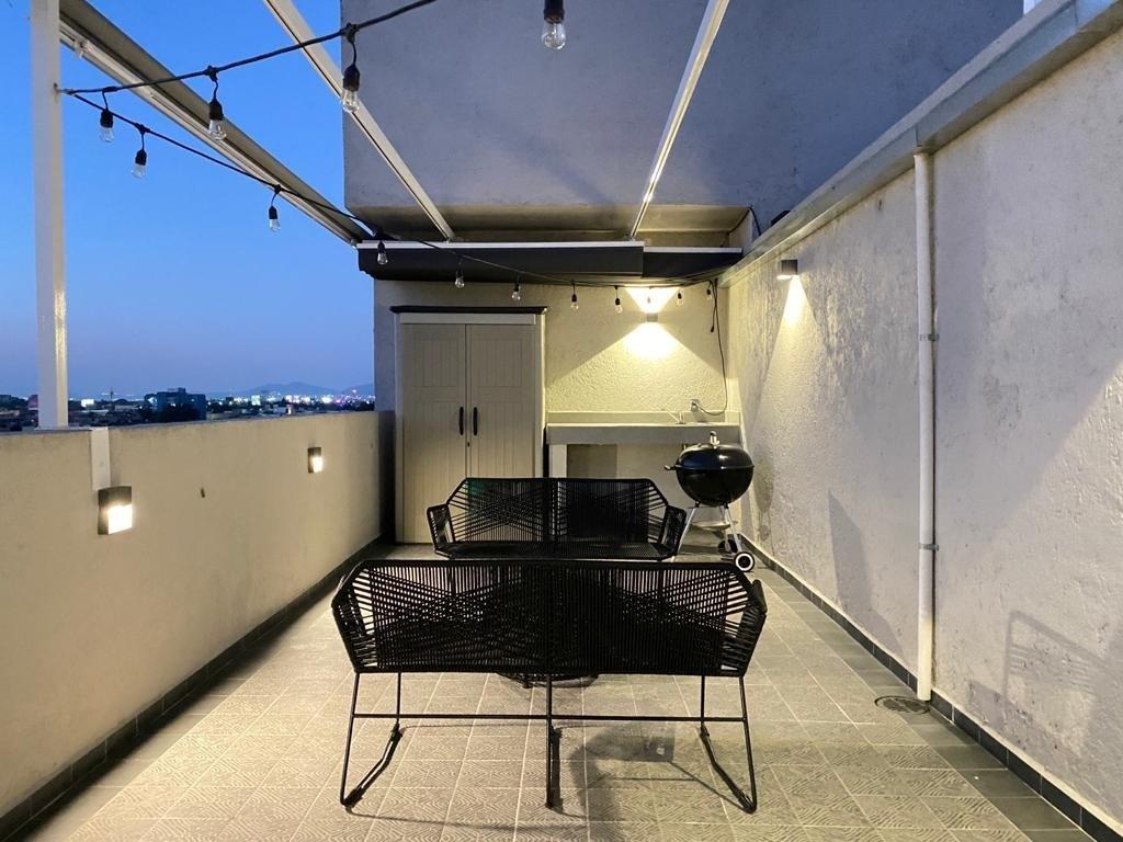 13 de 15: Roof privado area libre