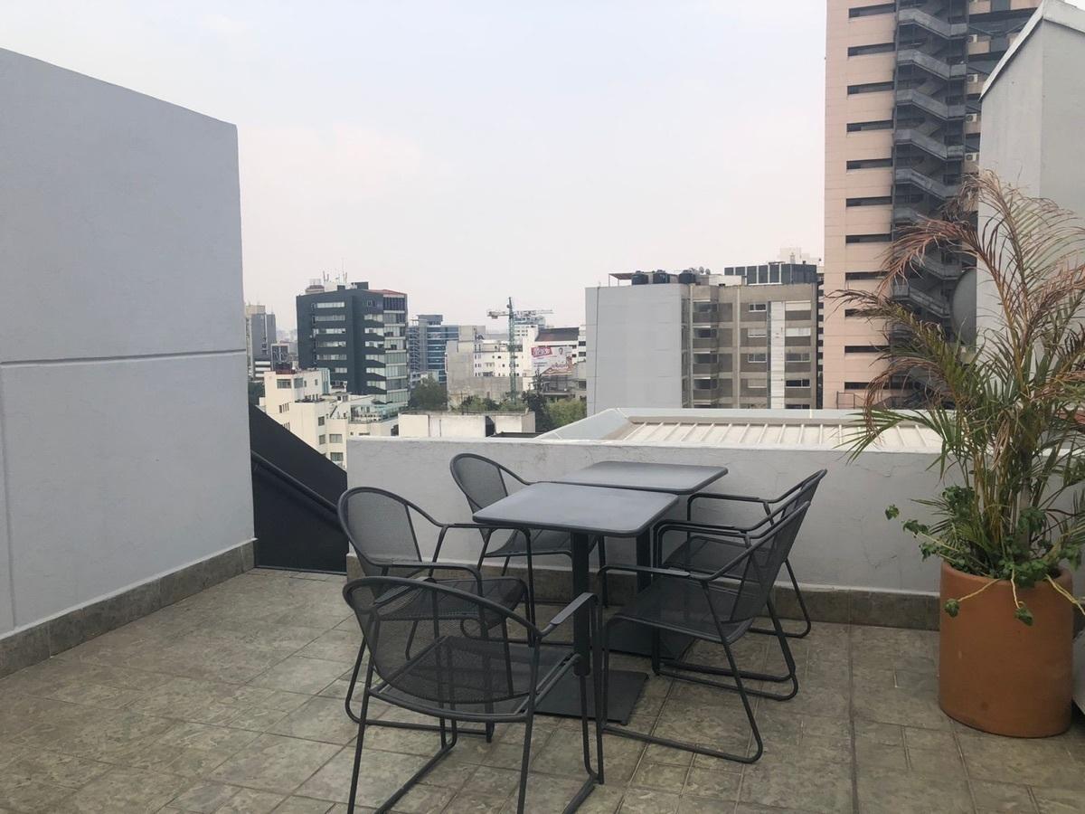 8 de 10: Bonito roof