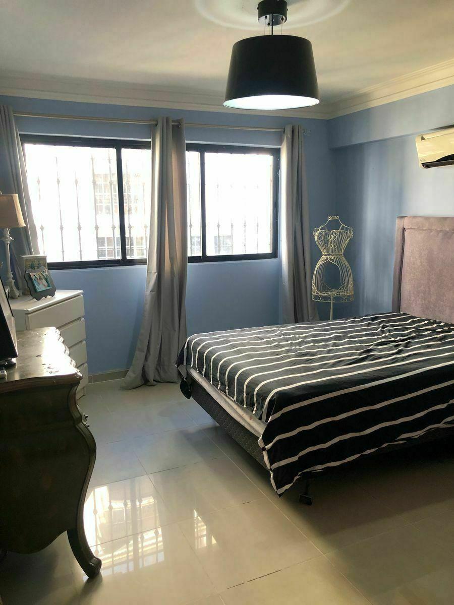 6 de 10: Habitación secundaria con excelente ventilación