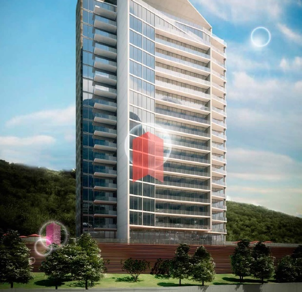 4 de 14: EDIFICIO de 20 pisos en preventa
