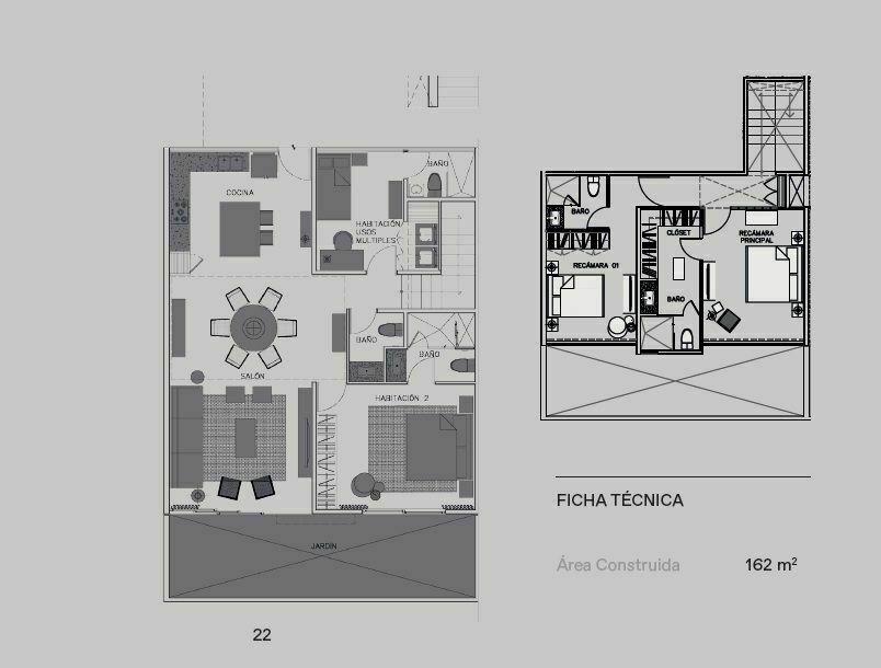 7 de 21: Plano Arquitectónico