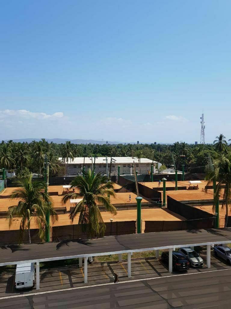 16 de 16: Vista atras del edificio. Canchas de tenis Vidanta.