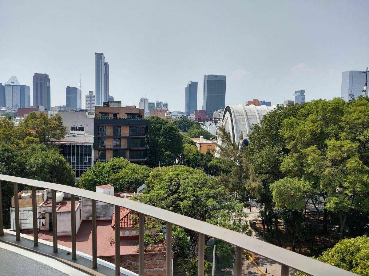 21 de 31: Roof Garden  vistas skyline Reforma