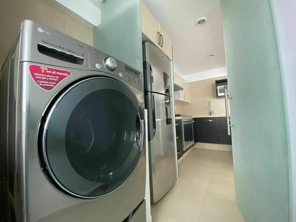 9 de 32: Área de lavado