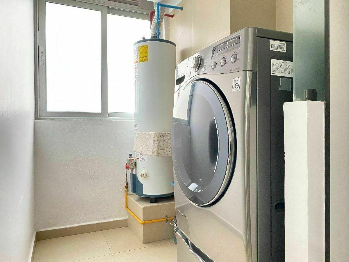 10 de 32: Área de lavado