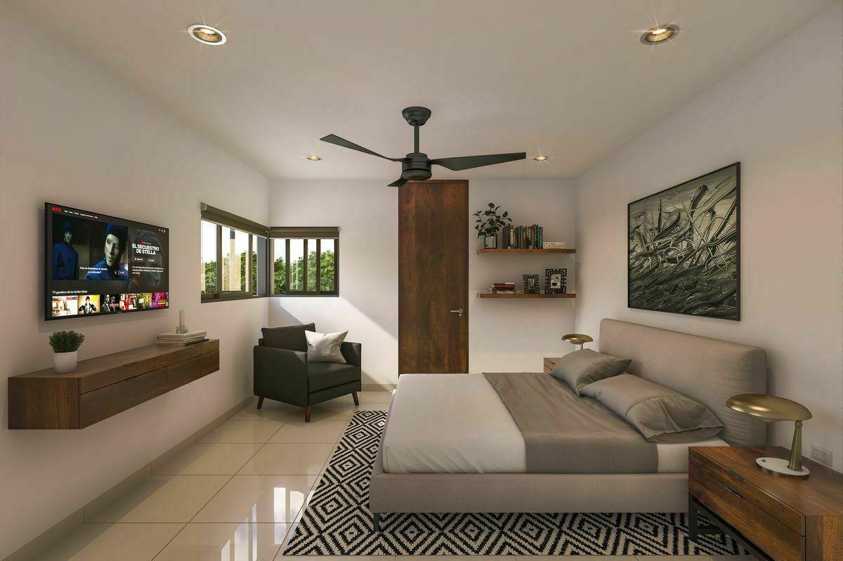 3 de 4: Habitación Imagen ilustrativa