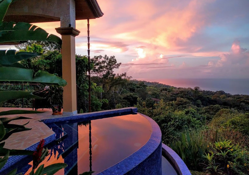 14 of 18: Infinity pool & sunset views... perfect for vacation renters