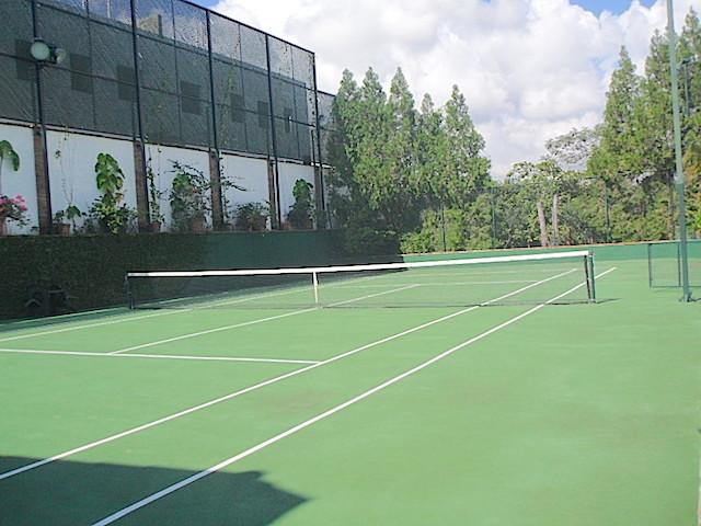 4 de 17: Cancha de tenis
