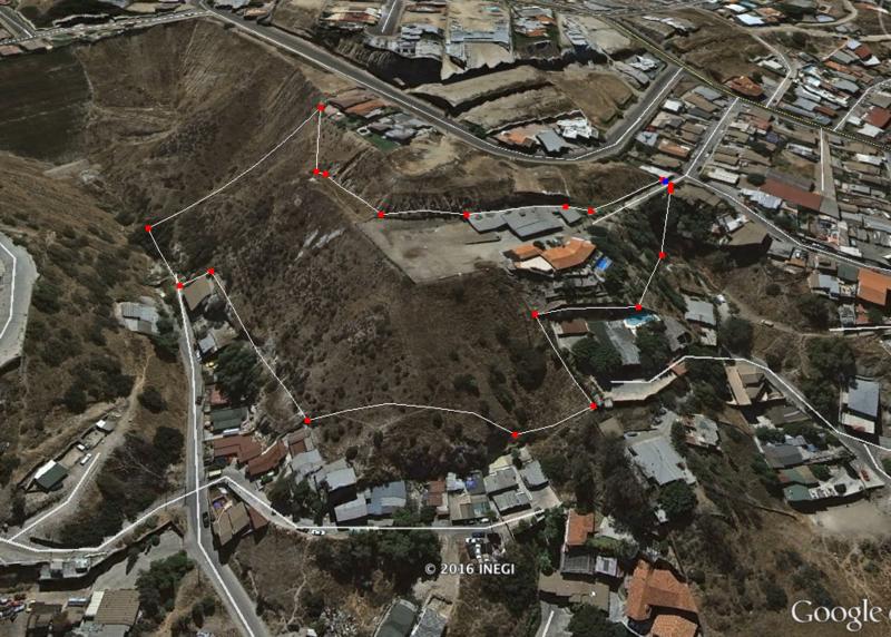 1 de 34: Vista aerea del predio