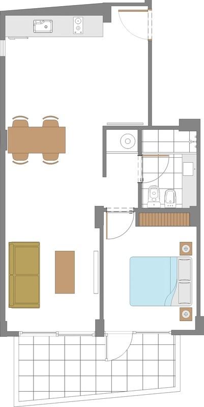 26 de 50: Floor plan 2