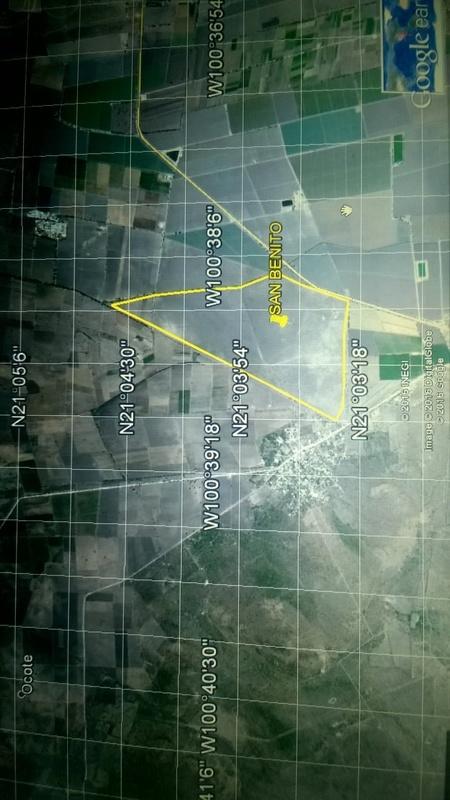 2 de 3: Localización del Rancho